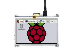 "4,3"" HDMI LCD Touch Screen for Raspberry Pi"