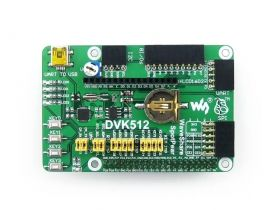 DVK512 Raspberry Pi Expansion Board