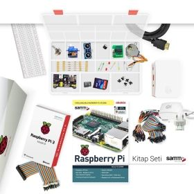 RaspBerry Pi 3 Electronic Set - K