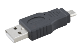 S-link SL-MU5 Male USB to Micro-USB Adapter