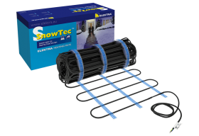 ELEKTRA SnowTec Tuff 400 W/m 230VAC - Ice and Snow Melting Tough Underfloor Heating Mat