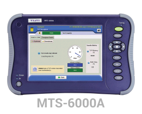 VIAVI MTS-6000A Compact Fiber Optic Network Test Platform