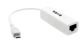 Micro-USB to Ethernet Adapter
