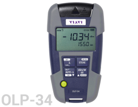 VIAVI OLP-34 SmartPocket Optik Güç Ölçer - Multi-mode +5 dBm