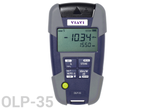 VIAVI OLP-35 SmartPocket Optik Güç Ölçer - Single-mode +10 dBm