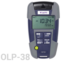 VIAVI OLP-38 SmartPocket Optical Power Meter - High-Power Multi-mode +26 dBm