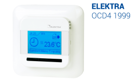 Elektra Thermostat OCD4 1999