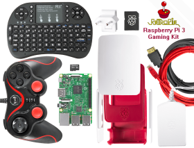 Raspberry Pi 3 RetroPie Oyun Kit
