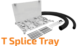 Teralan Stack Splice Tray