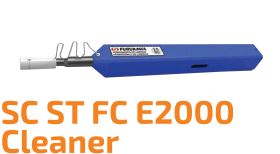 SC/ST/FC/E2000 Cleaning Tool