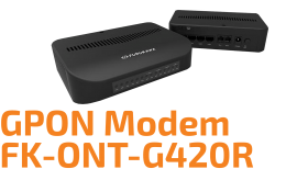 Optical Modem GPON FK-ONT-G420R