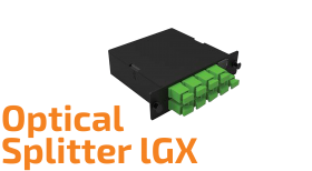 LGX Modüler Optik Splitter