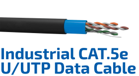 CAT.5e U/UTP Industrial Data Cable