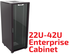 22U/42U Enterprise Rack Cabinet