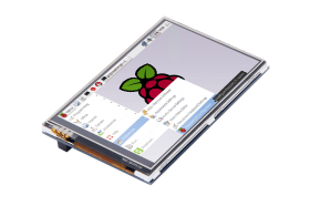 3.5 inch Touch Screen TFT LCD Designed for Raspberry Pi