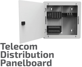 Telecom Distribution Panel-Board