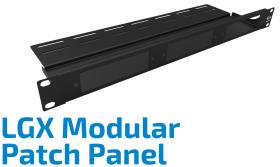 LGX Modüler Patch Panel