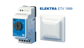ELEKTRA ETV 1999 Thermostat