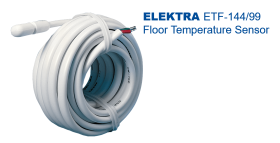 ETF‐144/99 Floor Temperature Sensor