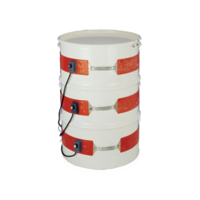 IDR-DHCH Silicone drum heating band Isopad