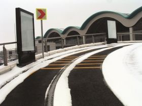 Snow melting for Asphalft roads EM2-MI