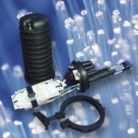 FOSC 400 Fiber Optic Splice Box Type