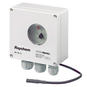 Electronic thermostat for pipe frost protection AT-TS-14
