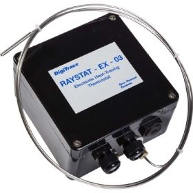 Electronic trace heating thermostat RAYSTAT-EX-03