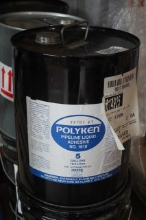 1019 Liquid Adhesive For Polyken Tapes