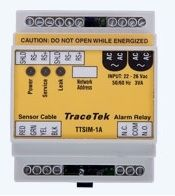TTSIM1A Sensor interface module with relay Tracetek