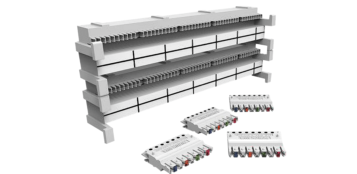 110 IDC Connection Blocks Kit