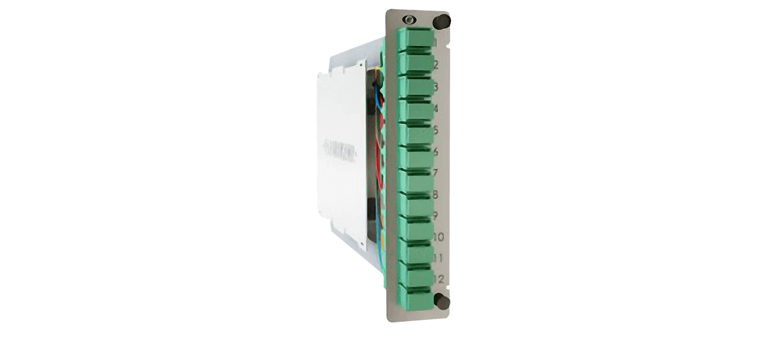 Modular 12F Card - Furukawa Central Office Broadband Systems