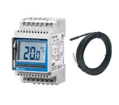Heating Thermostat , Elektra ETO2 3