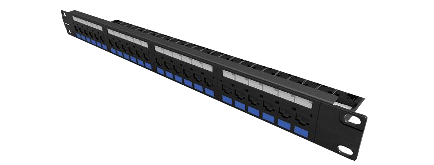 Multilan 24 Port CAT.5e Patch Panel