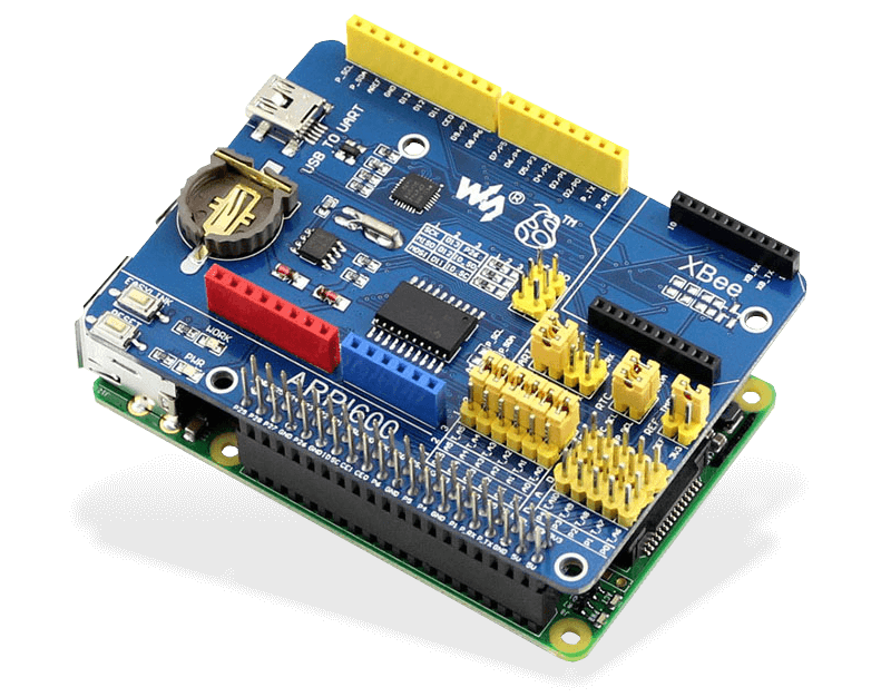WaveShare ARPI600 Arduino Expansion Board for Raspberry Pi