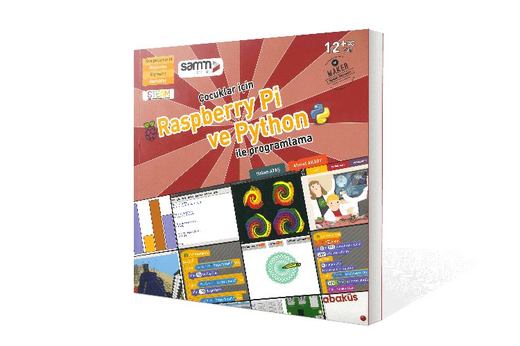 Raspberry Pi and Python Children Book -25