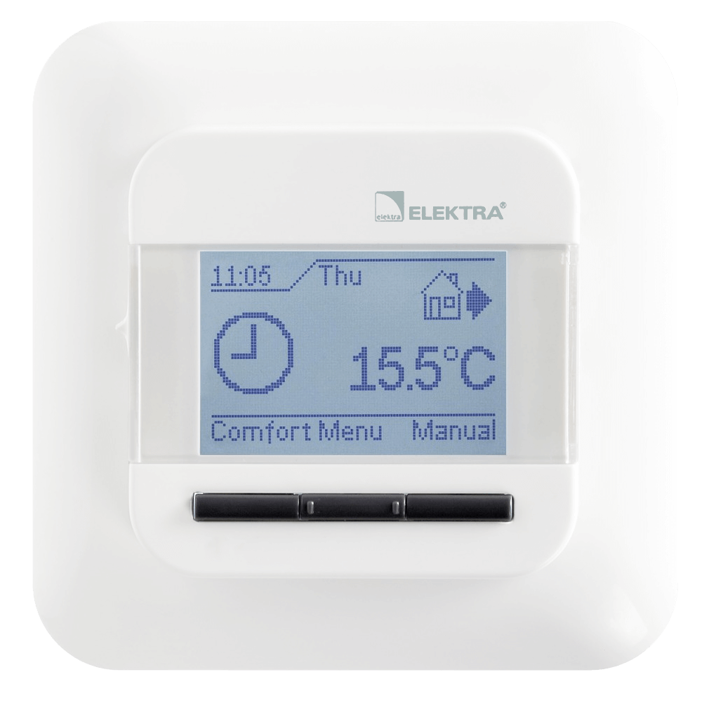 ELEKTRA OCD4 1999 Thermostat - Programmable Heat Controller