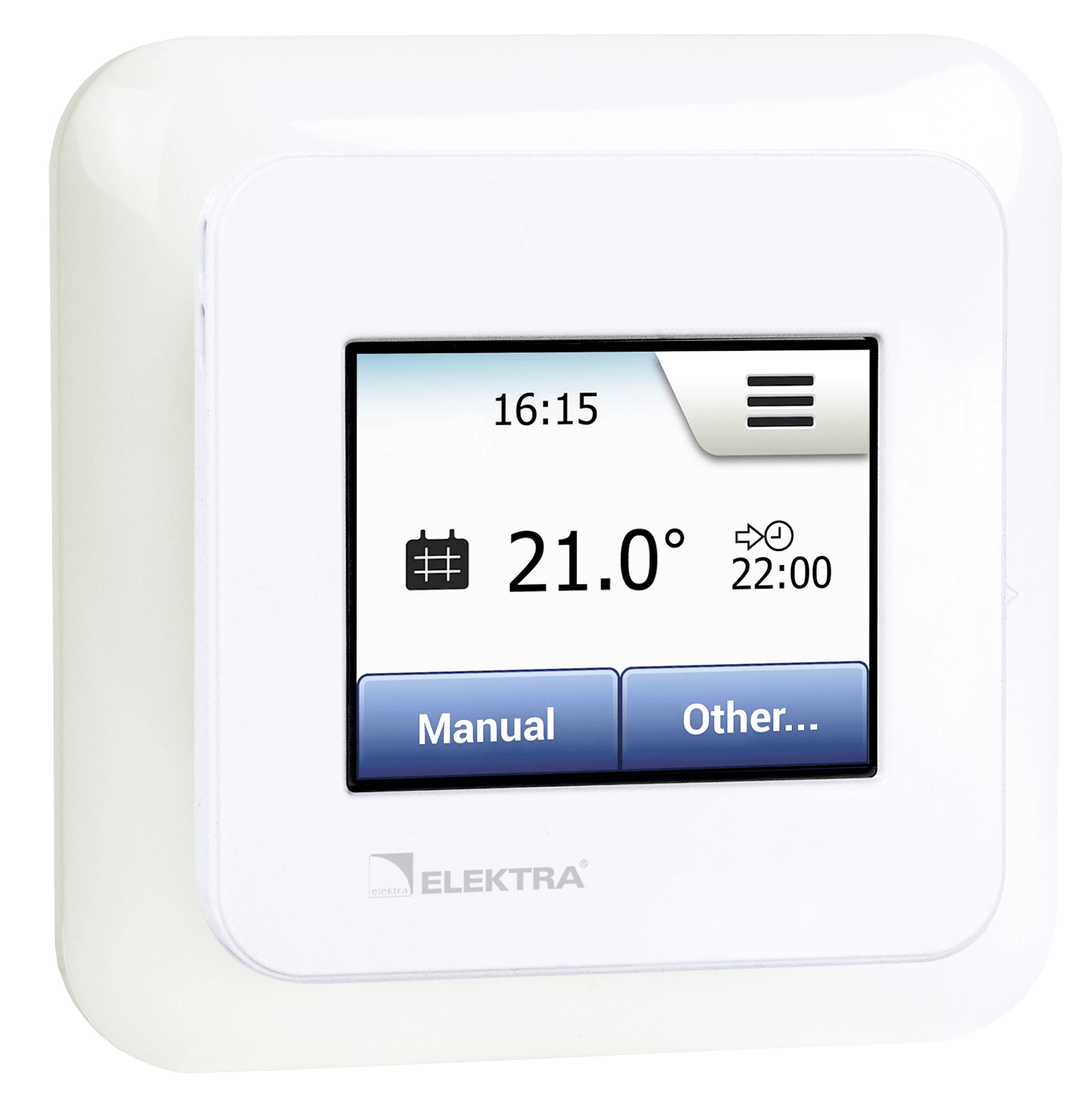 ELEKTR OCD5 1999 Thermostat - Smart Touch-Screen Heat Controller