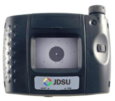 Portable fiber Optic microscope with a screen HD2 series - JDSU-VIAVI