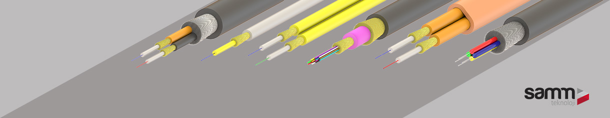 Samm Fiber Optic Cable