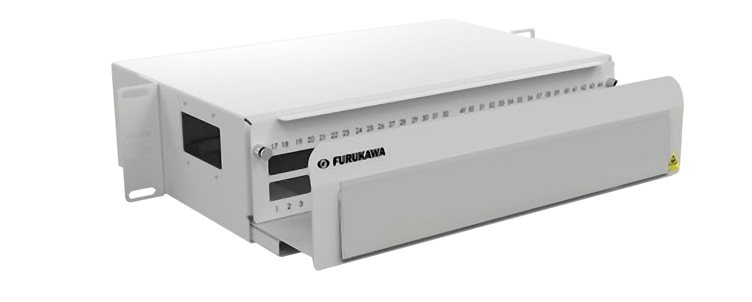 FDH 600 Fiber Optik Sub-Rack GPON- Furukawa Central Office Broadband Systems