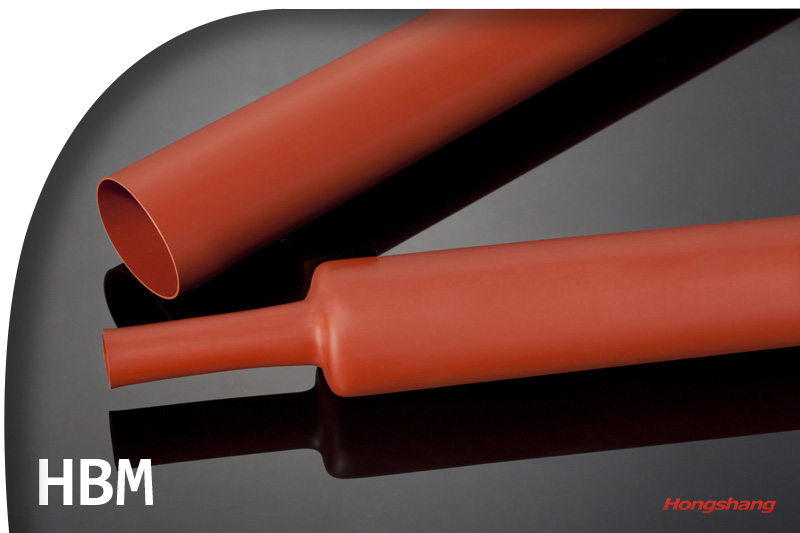 Hongshang HBM Medium Voltage Insulation Bus-Bar Heat Shrink Tubing