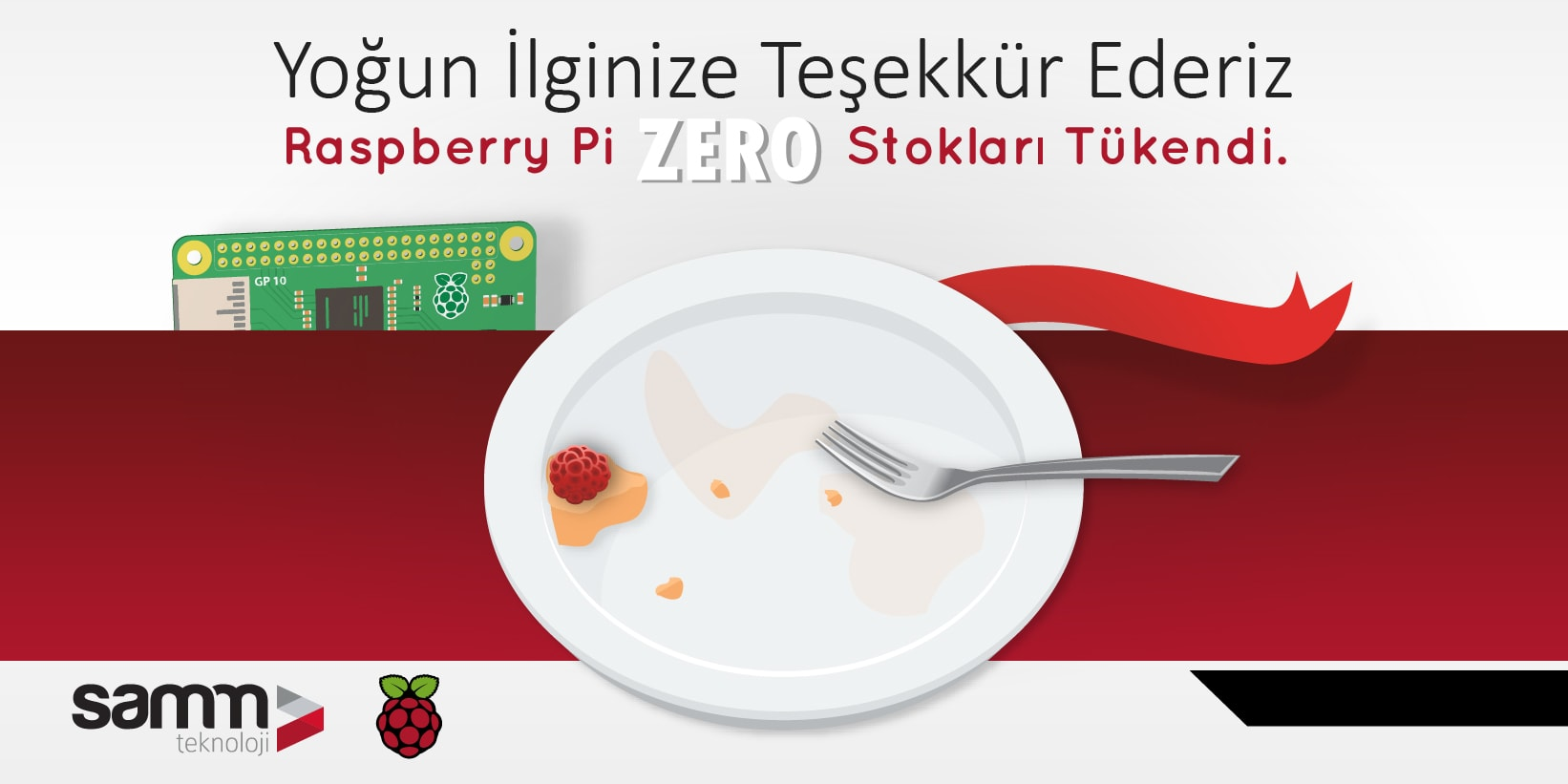 Raspberry Pi Zero is Sold Out