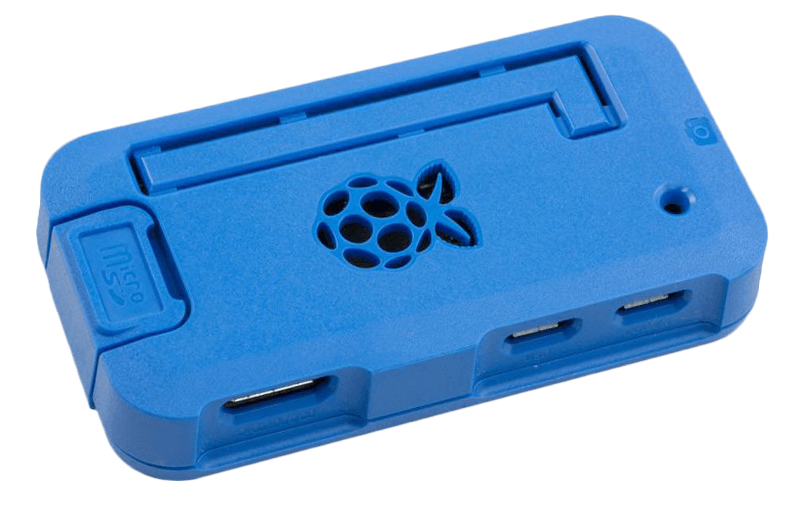 Pi ZERO Case - Blue