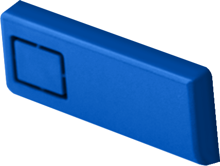 Modular Case Blue HDMI Cover