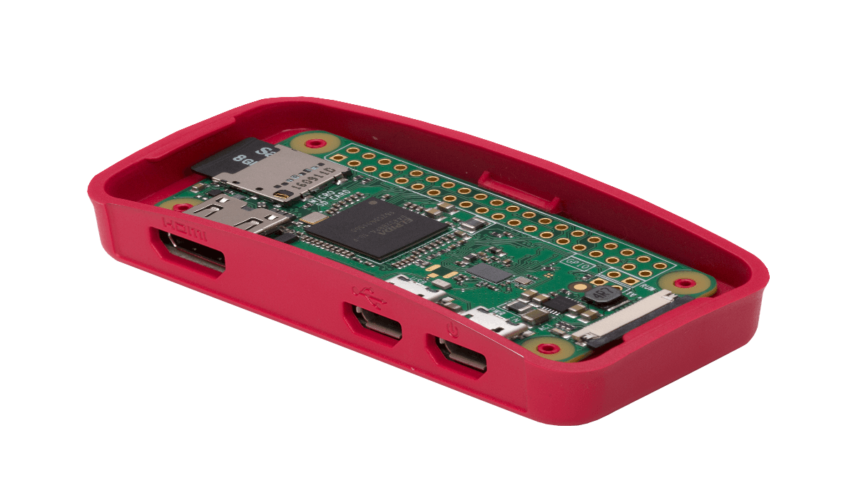 Raspberry-Pi-Zero-case-Base