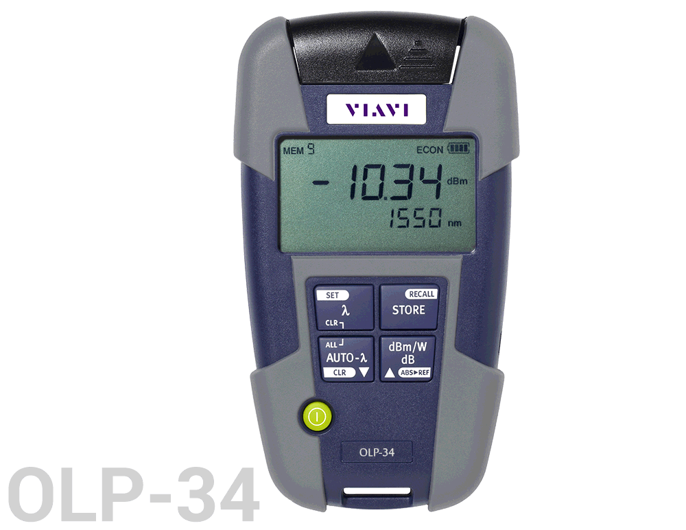 VIAVI OLP-34 SmartPocket Optical Power Meter