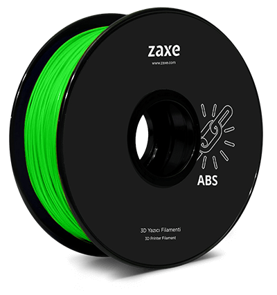 Zaxe Filament ABS Green