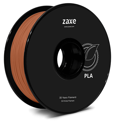 Zaxe Filament PLA Chocolate