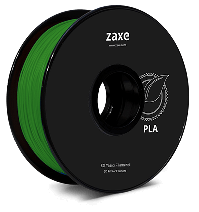 Zaxe Filament PLA Dark Green